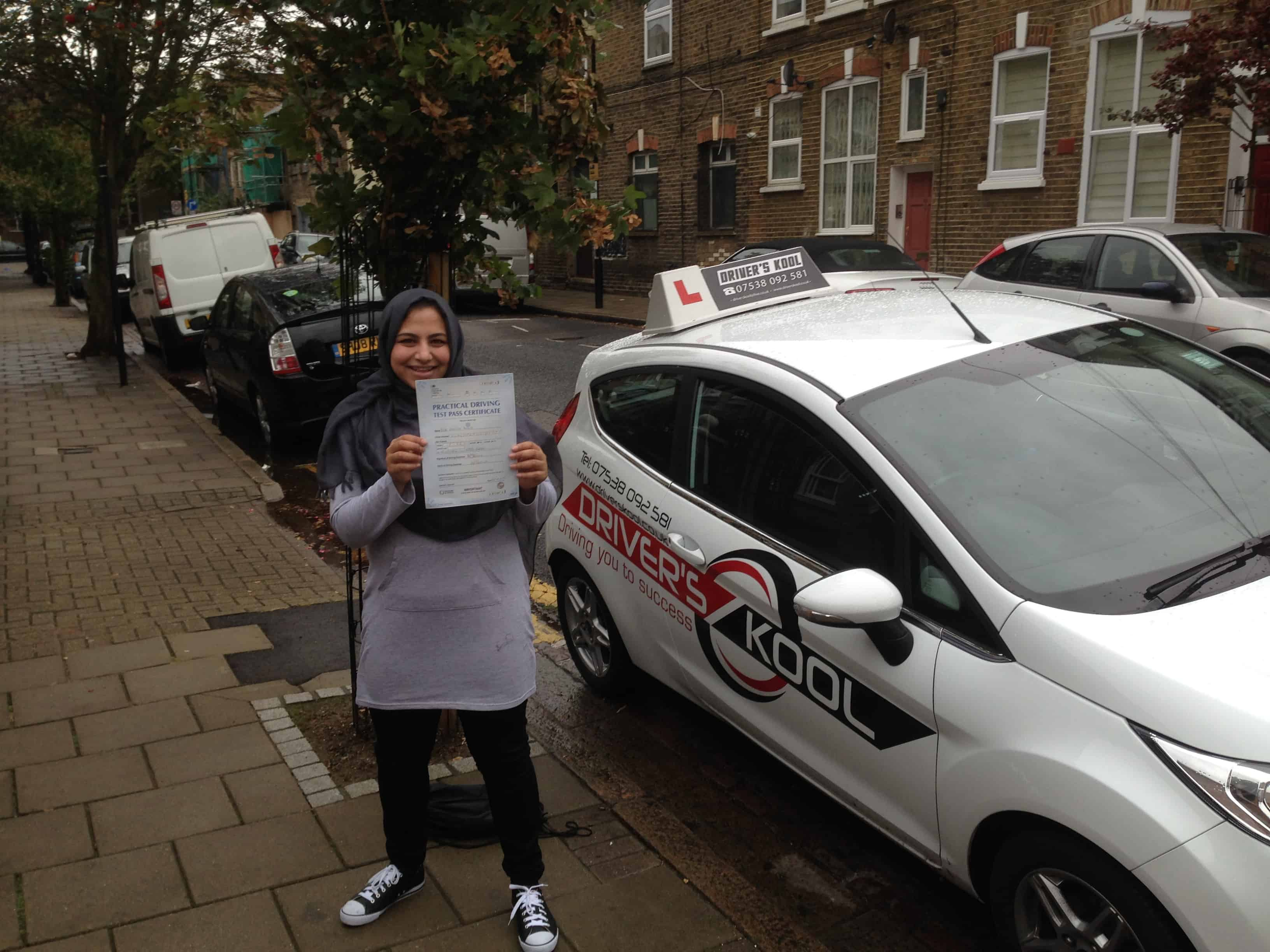 driving lessons IN Muswell Hill