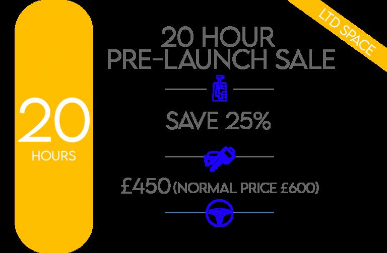 pre-launch sale