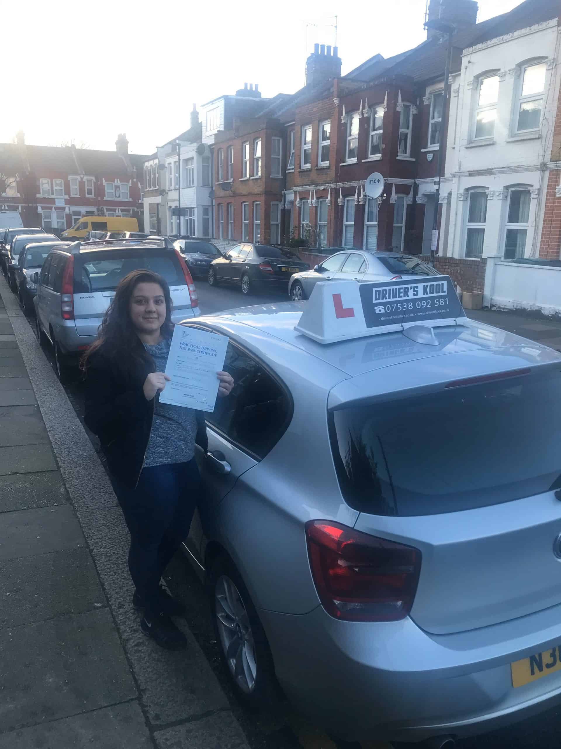 driving lessons in Banstead
